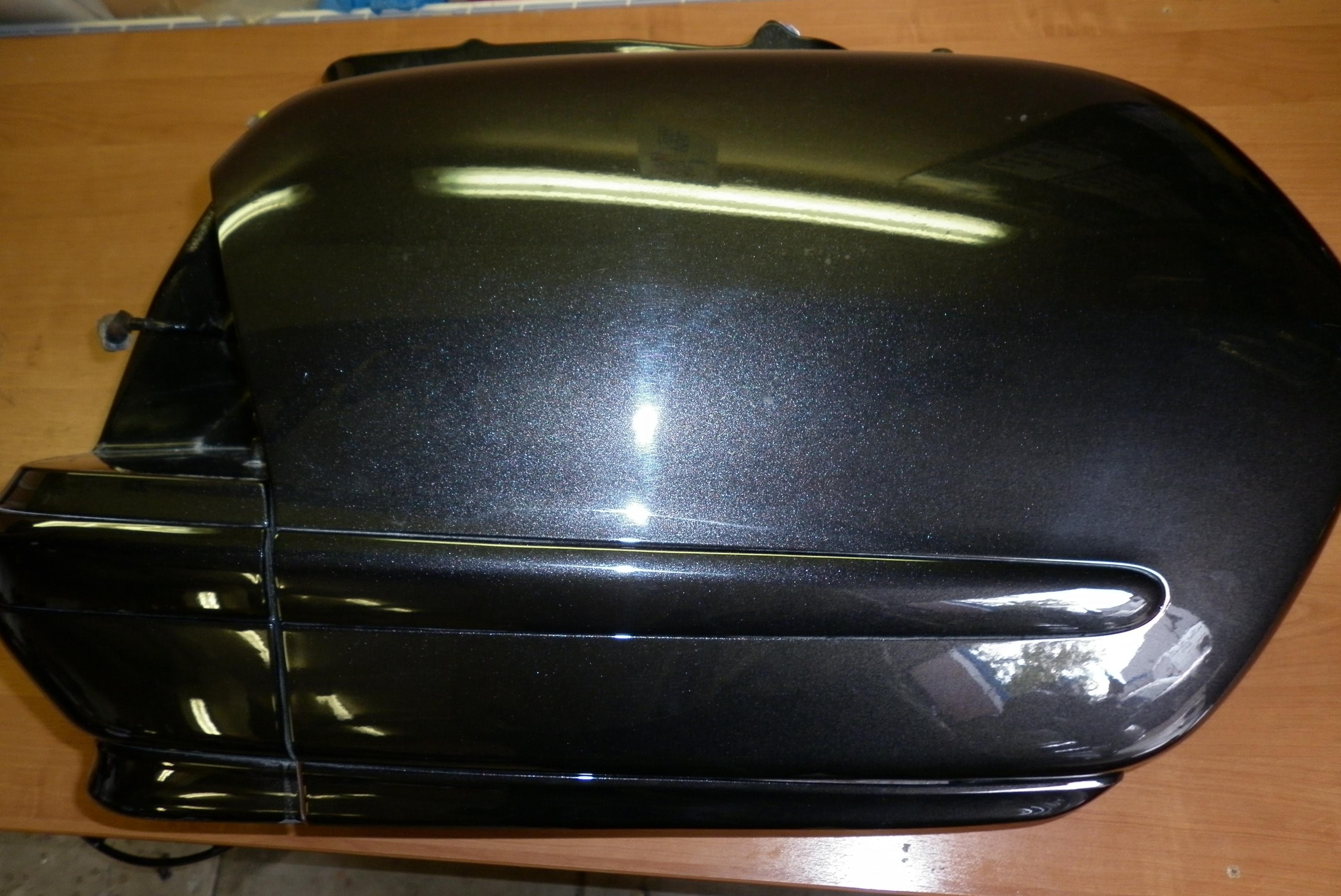 Кофр боковой на Голд Винг GL1800