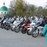 Закрытие мотосезона 2012